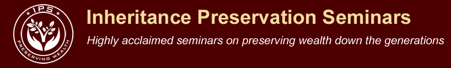 Inheritance Preservation Seminars Logo